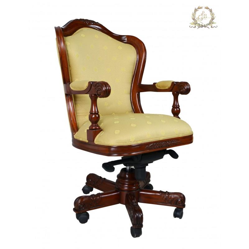 Кресло офисное на роликах